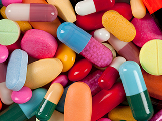 Drugs & Pharmaceuticals