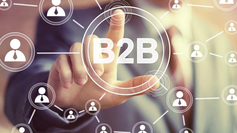 social media, b2b marketplace