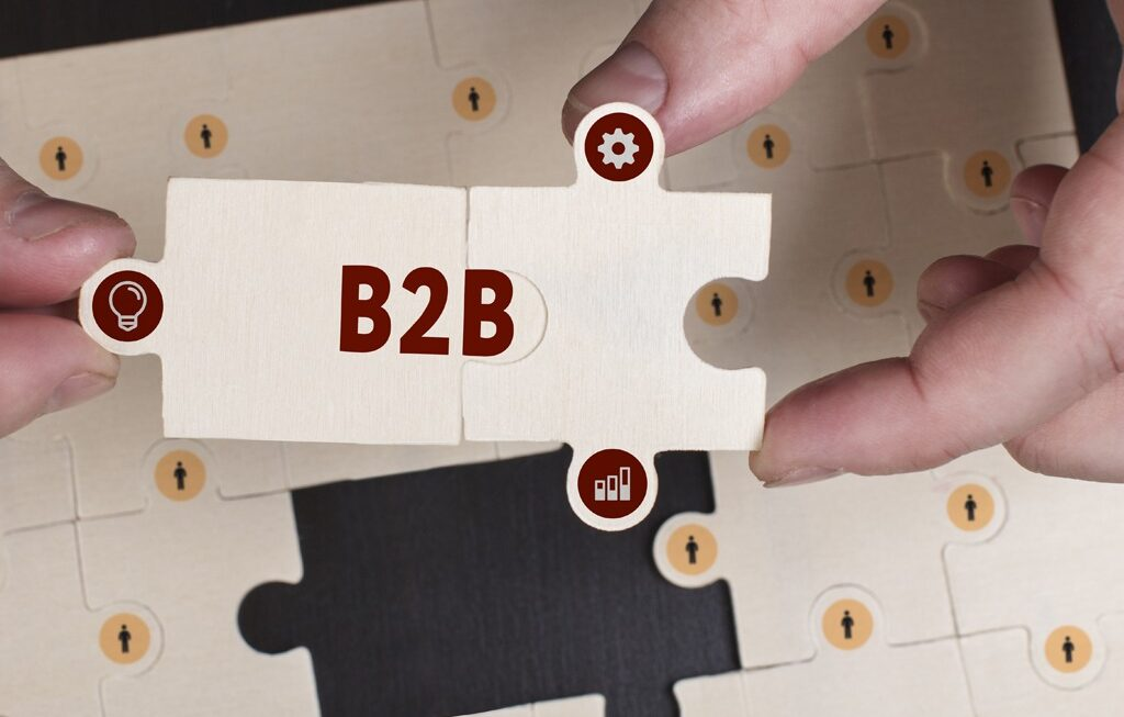 Get up on the Marketing Hill with B2B Marketplace