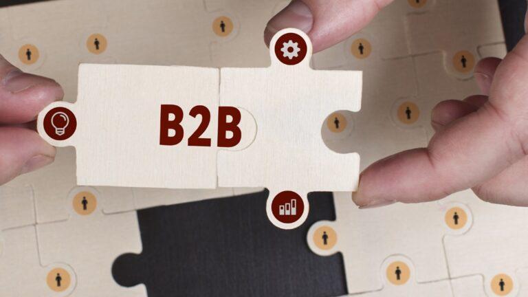 B2B marketplace, online visibility